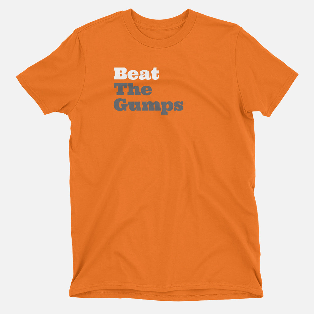 Beat The Gumps T-Shirt, Orange