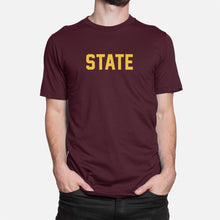Load image into Gallery viewer, STATE Football Stats T-Shirt (Arizona)