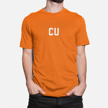 Load image into Gallery viewer, CU Football Stats T-Shirt, Orange