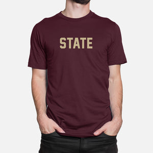 STATE Football Stats T-Shirt (Florida)