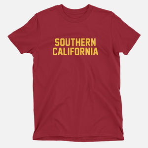 Southern California Football Stats T-Shirt