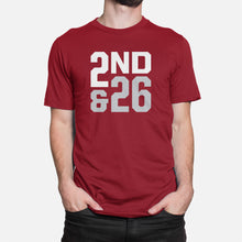 Load image into Gallery viewer, 2nd & 26 National Championship T-Shirt
