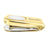PraxxisPro Office Essentials - Aria Mini Stapler Travel Essentials Two Pack - Satin Gold