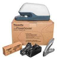 PraxxisPro Office Essentials - Powerhouse Electric Stapler Value Pack