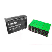 PraxxisPro Office Essentials - Premium Standard Green Staples