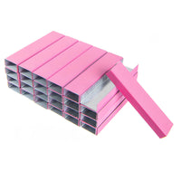 PraxxisPro Office Essentials - Premium Standard Pink Staples