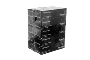 PraxxisPro Office Essentials - Premium Standard Colored Staples Ten Pack (50000 Staples)