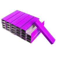 PraxxisPro Office Essentials - Premium Standard Purple Staples