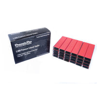 PraxxisPro Office Essentials - Premium Standard Red Staples