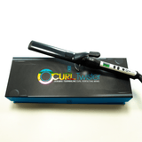 OCURL TWISTER ~ Waving Wand | Oval Curling Iron with Mini Clip