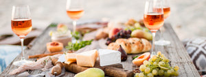 Wine, Cheese & Fruit Simplified
