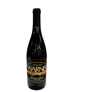 Pinot Noir - Warner Vineyards