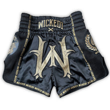 Load image into Gallery viewer, UNISEX-SHORT MUAY-THAI WARRIOR