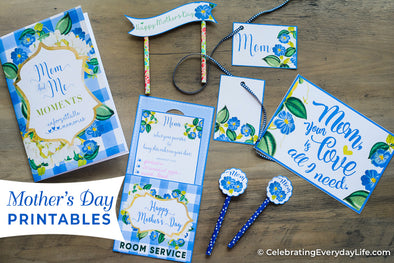 Mother's Day Printable set