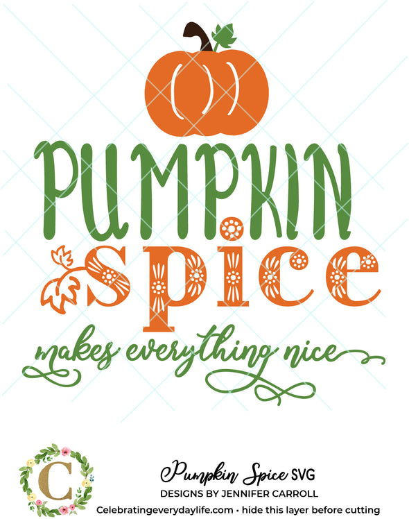 Fall SVG Bundle vol. 1