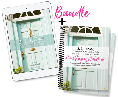 3-2-1: SOLD! e-book + Worksheets BUNDLE