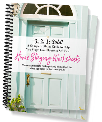 3-2-1: SOLD! Worksheets ONLY