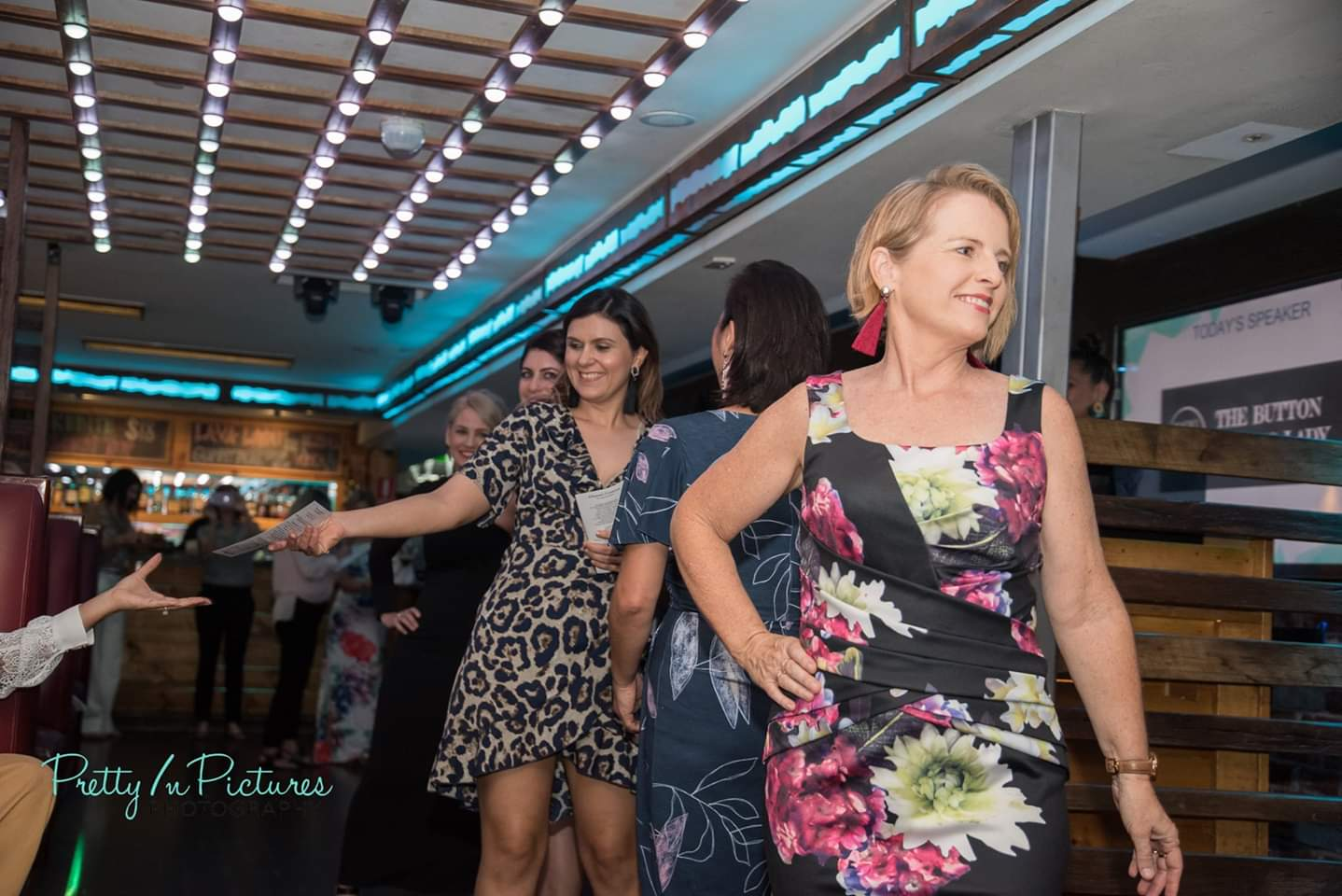 Cairns Business Women's Club Fashion Parade Business & Bubbles at the Cotton Club Cairns