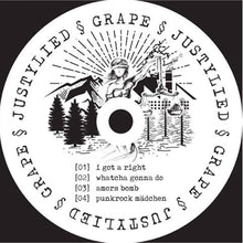 Load image into Gallery viewer, Grape / Justylied / 12 Inch / Limitiert auf 200 Stück