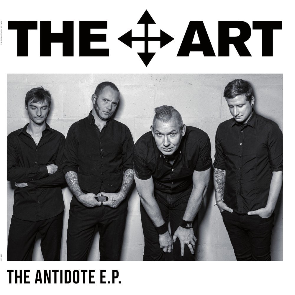The Art - Antidope E.P.