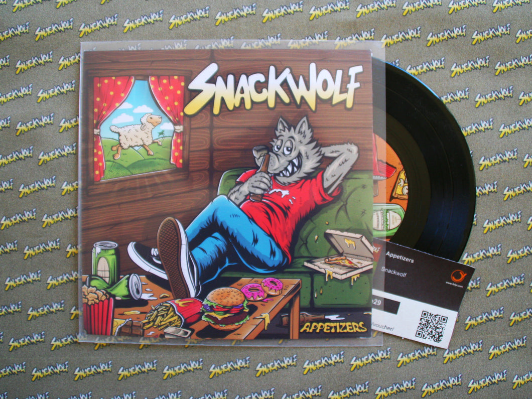 Snackwolf - Appetizers 7