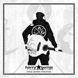 Harry Gump - Four Chords Forever - CD