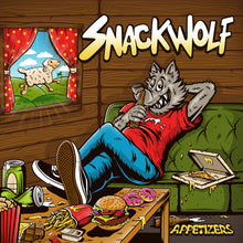 Load image into Gallery viewer, Snackwolf - Appetizers 7""