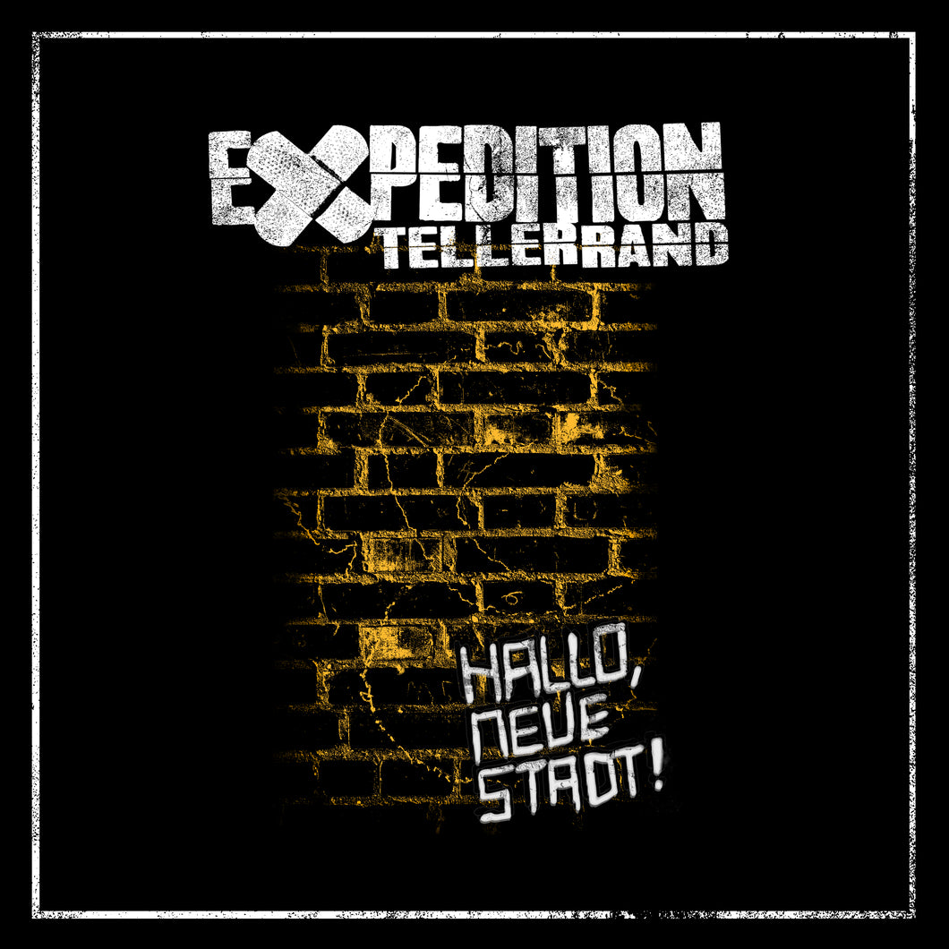EXPEDITION TELLERRAND - HALLO NEUE STADT! - EP - CD