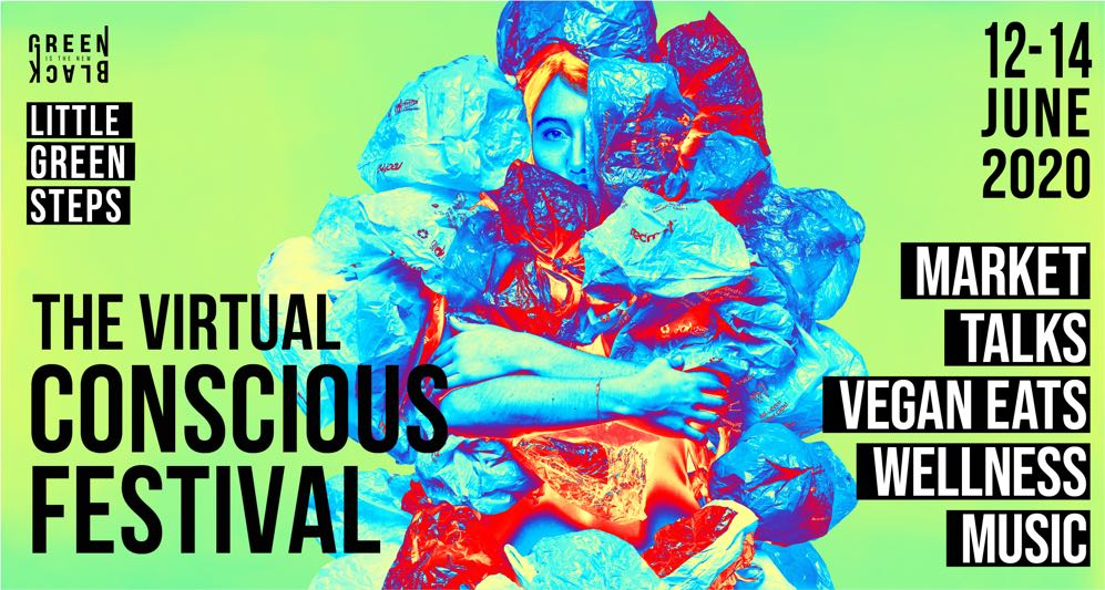 Get Your Tickets to the First Ever Virtual Conscious Festival!