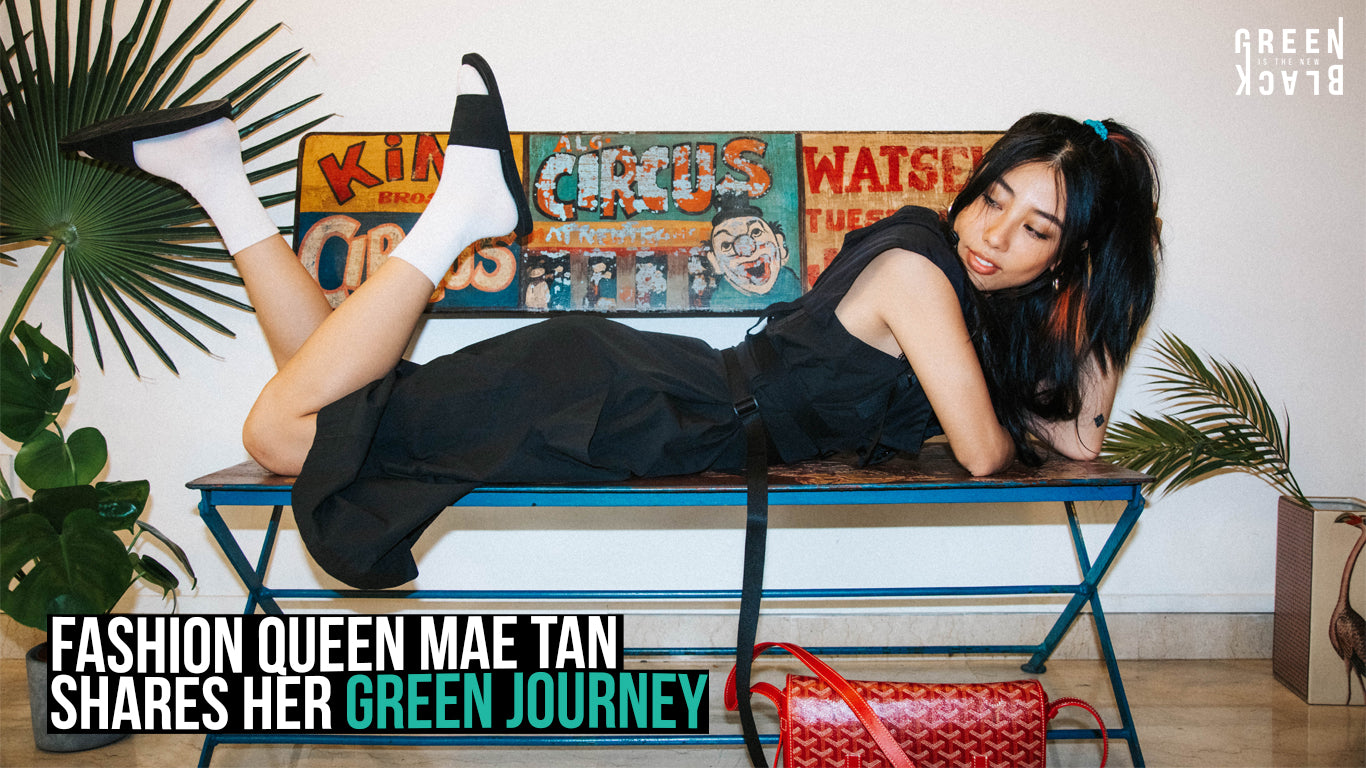 Singapore Fashion Style Goes Green with Mae Tan