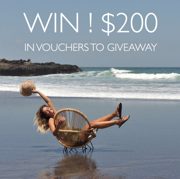 WIN WITH OUR $200 VOUCHERS GIVEAWAY