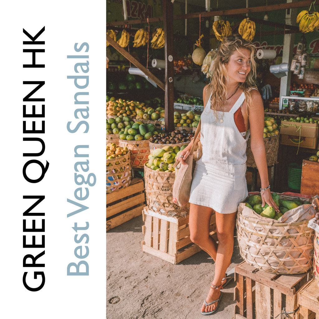 Indosole Singapore - Best Vegan Sandals for Summer by Green Queen HK