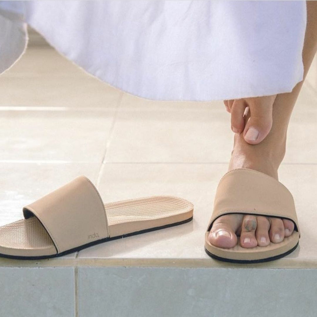 House Slippers with Arch Support