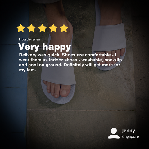 Indoor house slipper review