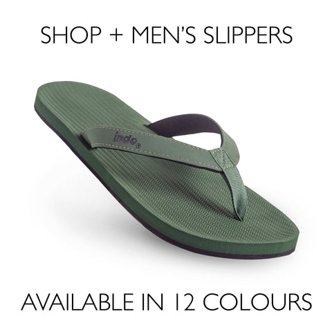 Shop Mens Slippers for home