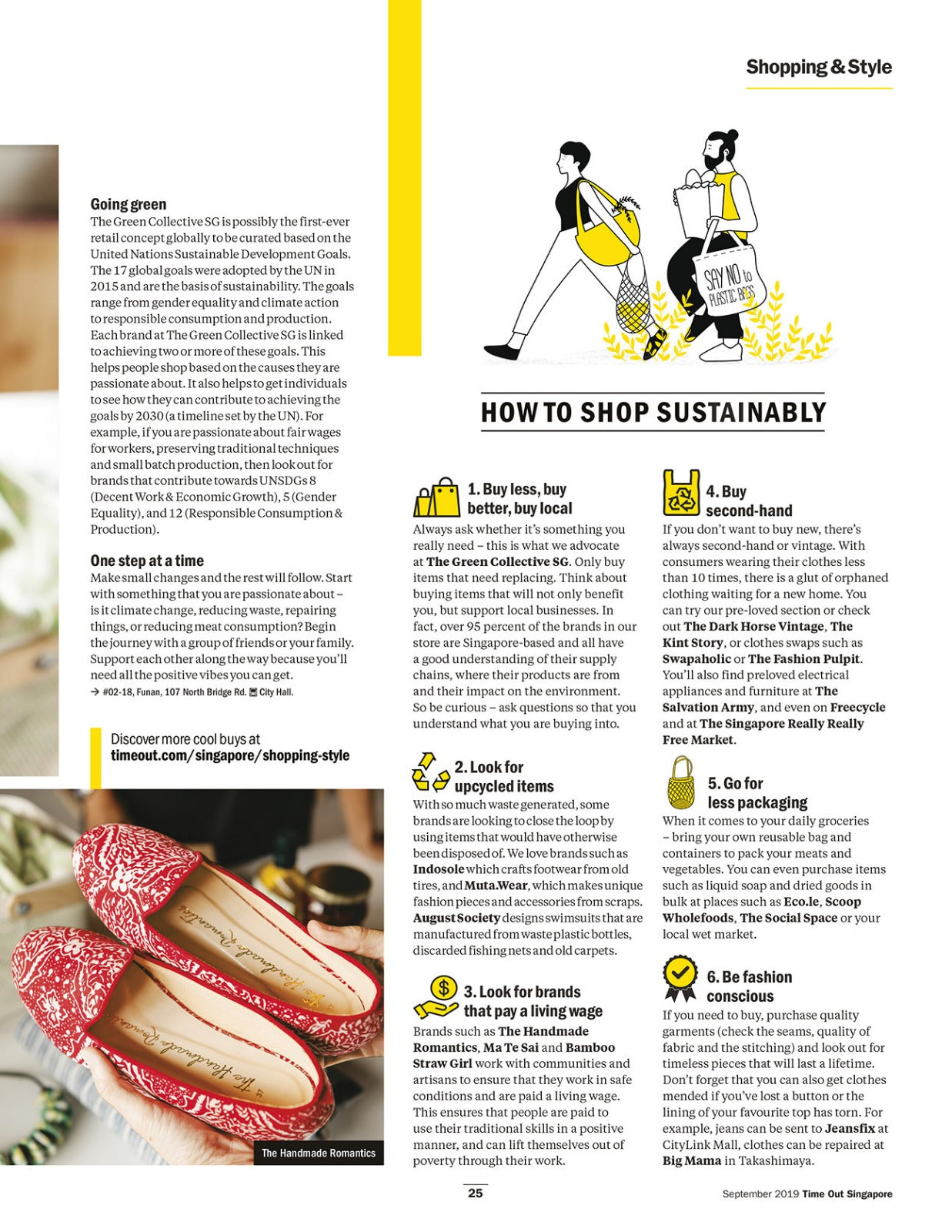 Time Out Singapore Sustainable Shopping Guide page 3
