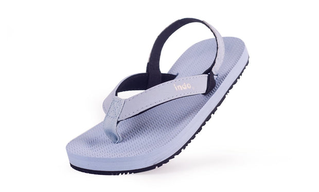 Toddler's Flip Flops Light Shore - Lightweight, durable, waterproof, comfortable. Sustainably made vegan shoes using natural rubber and recycled tires