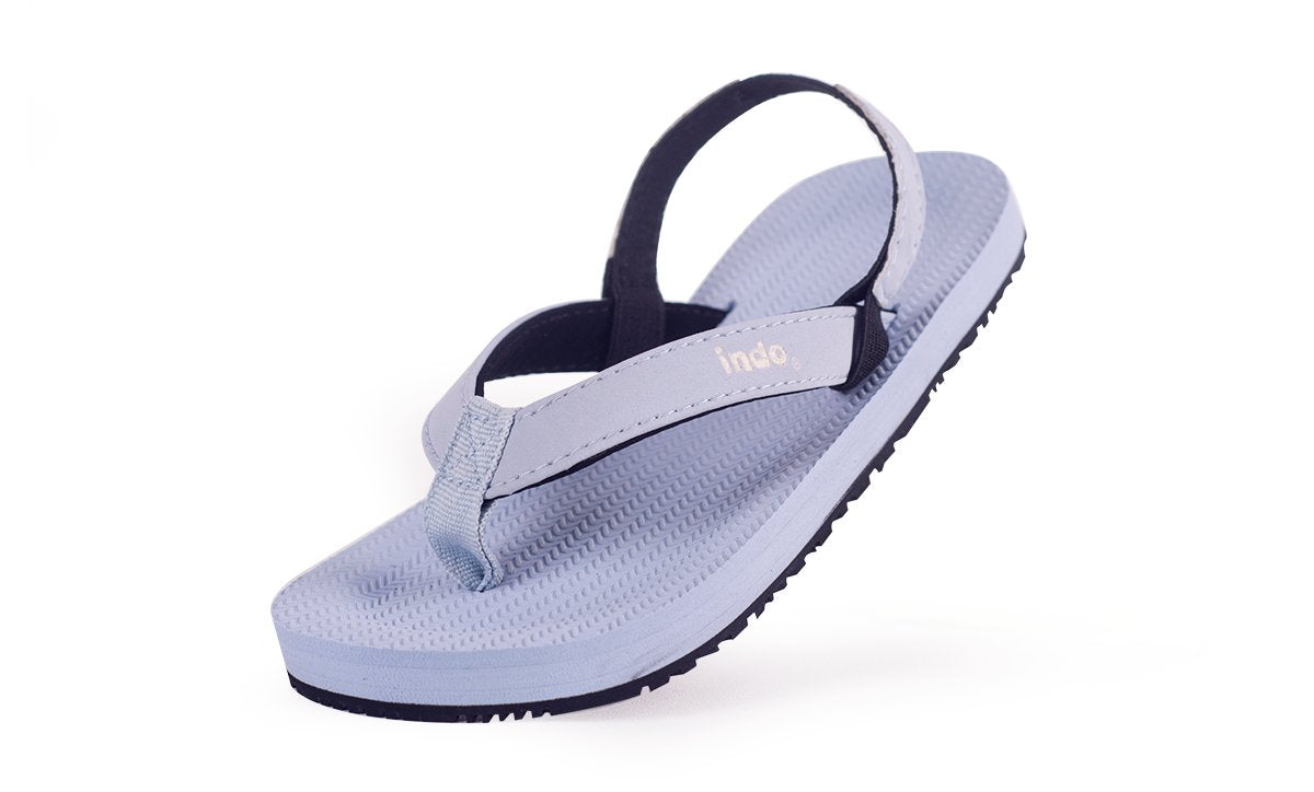 Toddler's Flip Flops - Light Shore