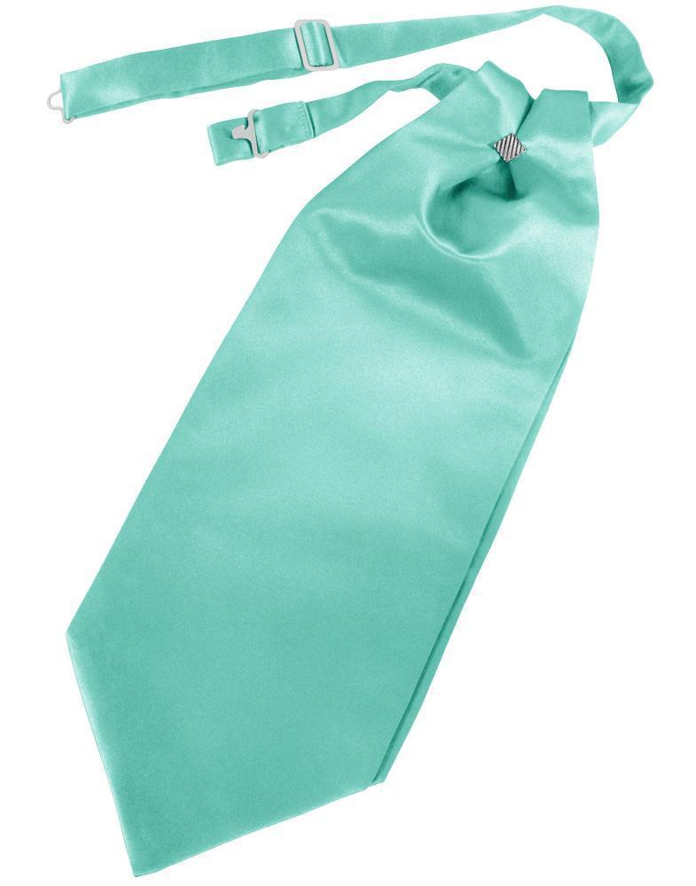 Mermaid Solid Satin Kids Cravat