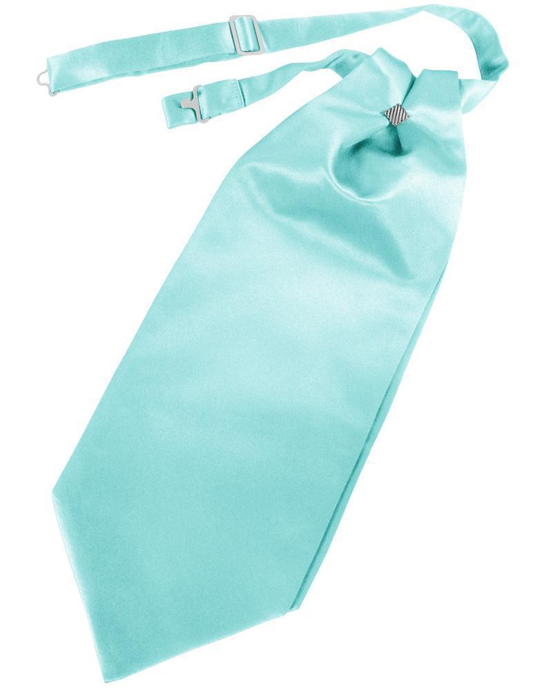 Pool Solid Satin Kids Cravat