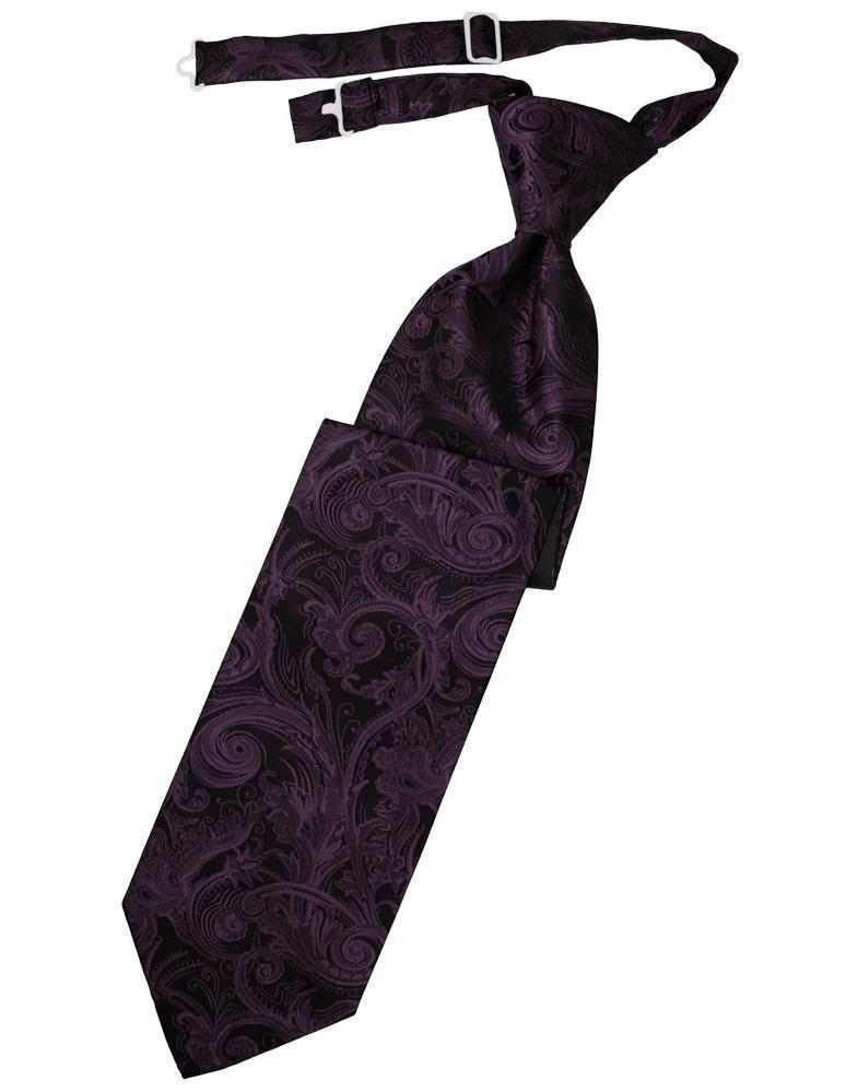 Berry Tapestry Kids Necktie