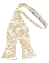 Golden Tapestry Bow Tie