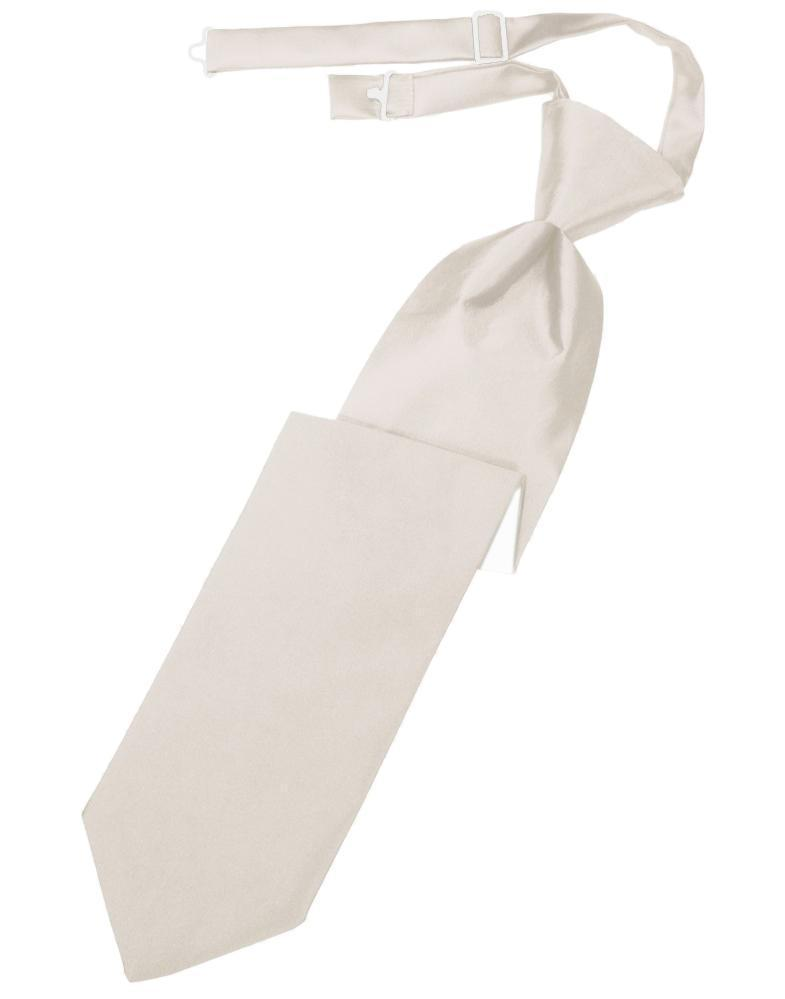 Angel Luxury Satin Kids Necktie