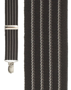 """Black Summit"" Suspenders"