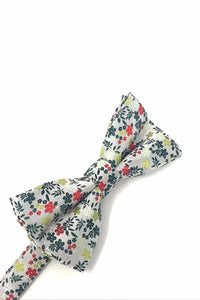 Forest Green Enchantment Bow Tie