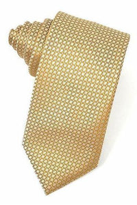 Gold Regal Necktie