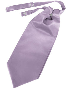 Heather Luxury Satin Cravat