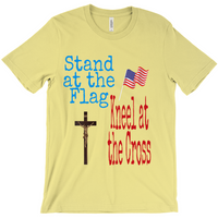 Stand at the Flag T-Shirts