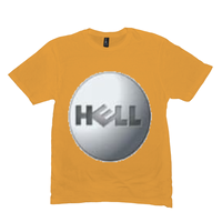 Gold Hell T-Shirts