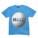 Light Turquoise Hell T-Shirts
